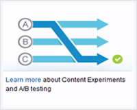 How to use Google Analytics Experiments